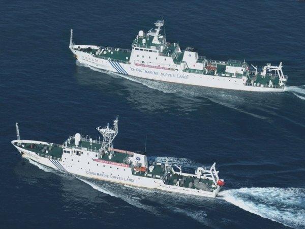 美日祭安保條約反擊 回嗆中國藉《海警法》動武條款威嚇南海與釣魚台