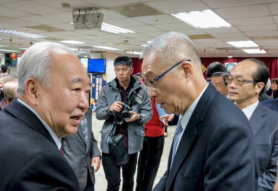 國民黨台北市長初選3/15公告 4月中提名