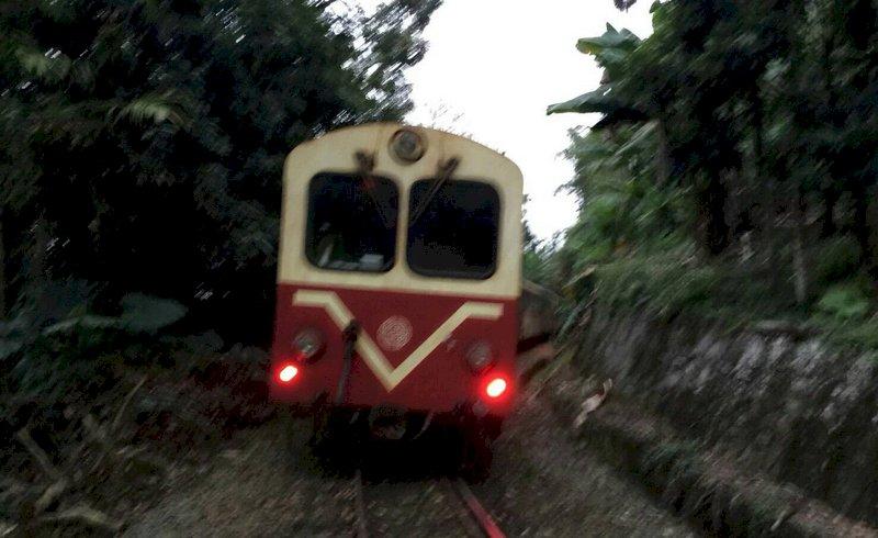 阿里山鐵路39天出軌4次 監院糾正台鐵