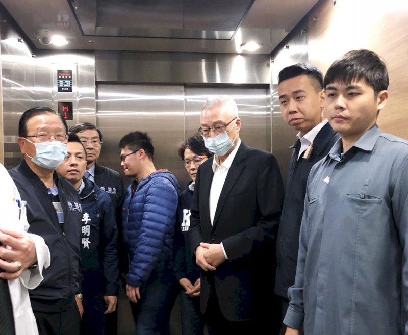 反年改人士重傷 吳敦義:政府須負最大責任