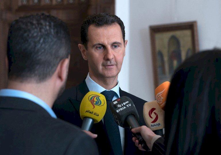敘利亞5/26總統大選 巴夏爾可能繼續掌權