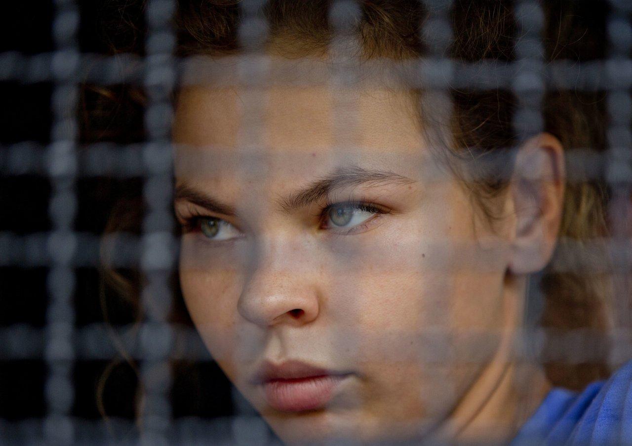 白俄女模聲稱握有通俄門證據 獲俄國釋放