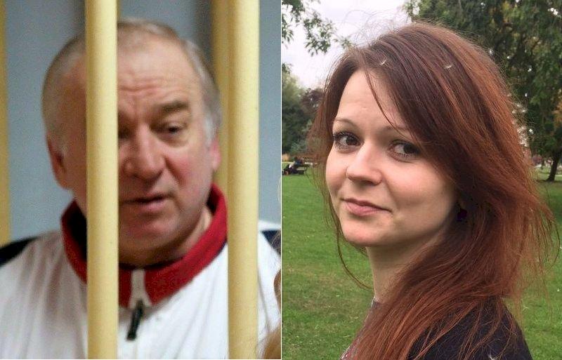 英國指控雙重間諜案第三名嫌犯 俄控倫敦煽動反俄