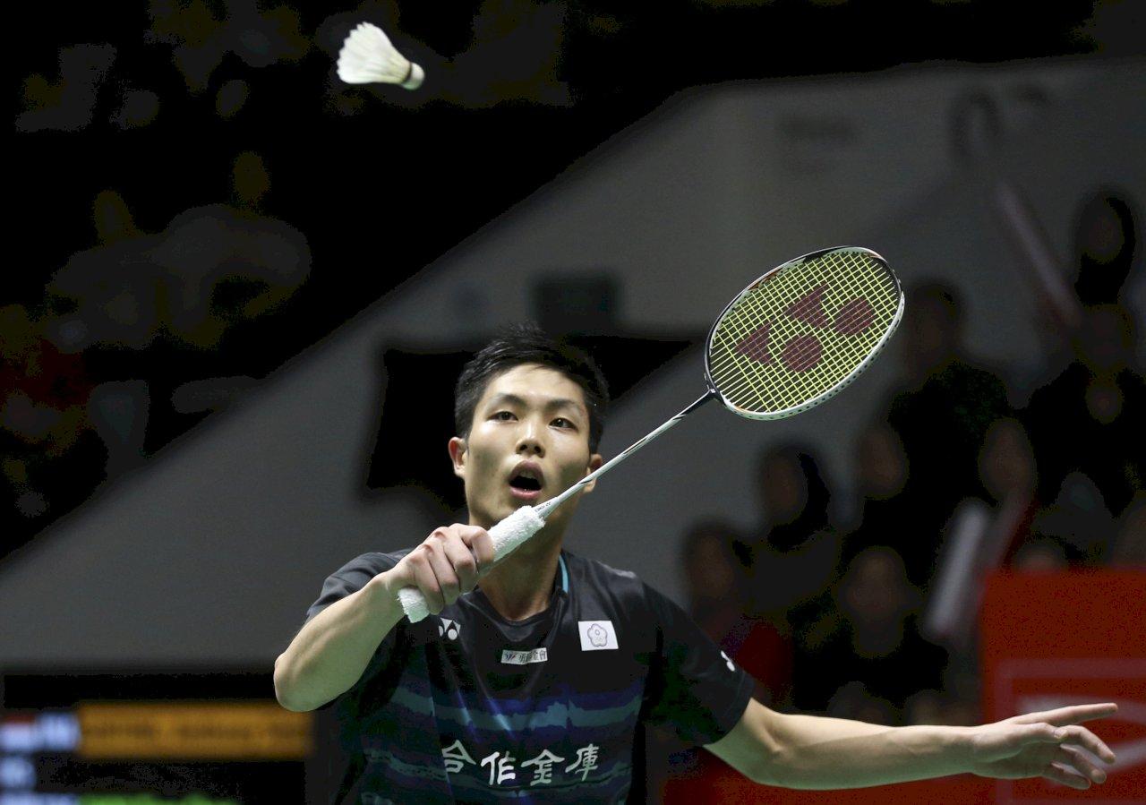 周天成輕取塔馬辛 南韓羽賽晉級16強