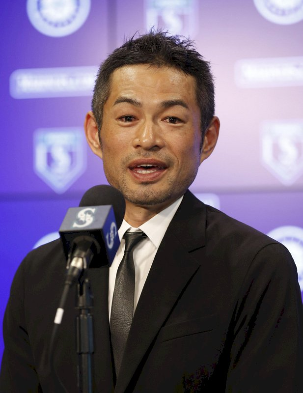 鈴木一朗想打到50歲 美國女鐵粉相隨