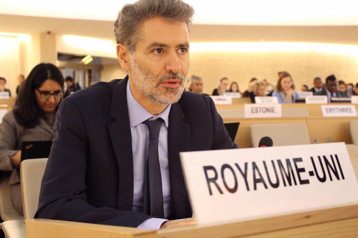 歐盟與英國要求人權理事會 召開緬甸開特別會議