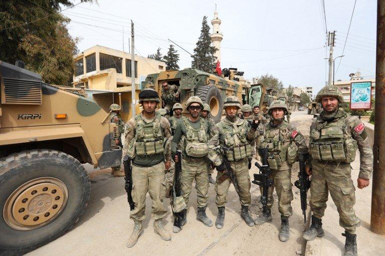 土耳其剿庫德族武裝 伊拉克北部陸空聯合行動