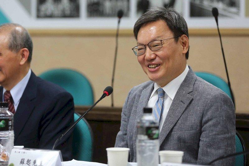 中美台關係 蘇起:美打台灣牌機會大增