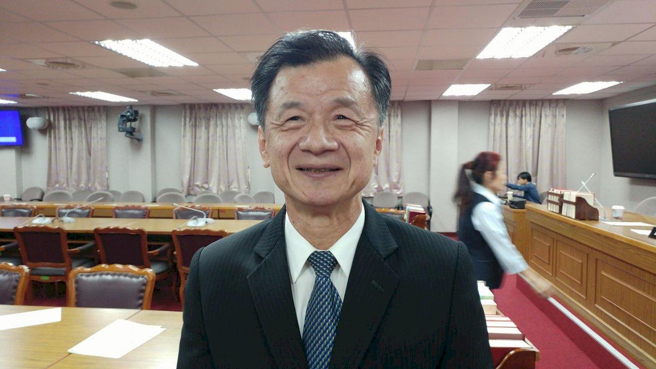 邱太三掌陸委會 立委期盼兩岸對話有好的開始