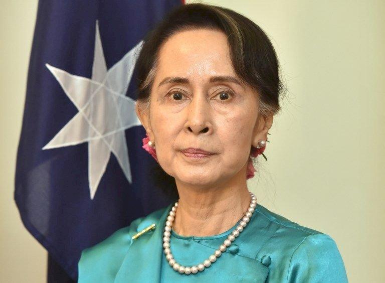 緬甸內戰危機升高 翁山蘇姬今將出庭應訊
