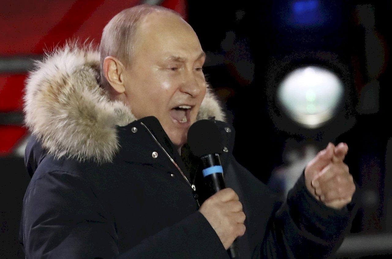 推升投票率 俄羅斯總統大選傳強迫投票