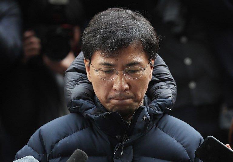 安熙正涉性侵 韓法院裁決不批准逮捕