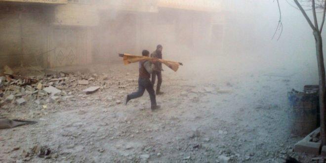 敘政府加強轟炸反抗軍掌控區 逾20名平民死亡