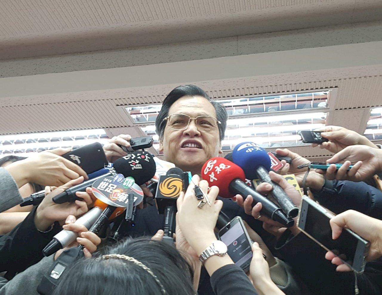 美中台新賽局 陳明通:台灣不會雙輸