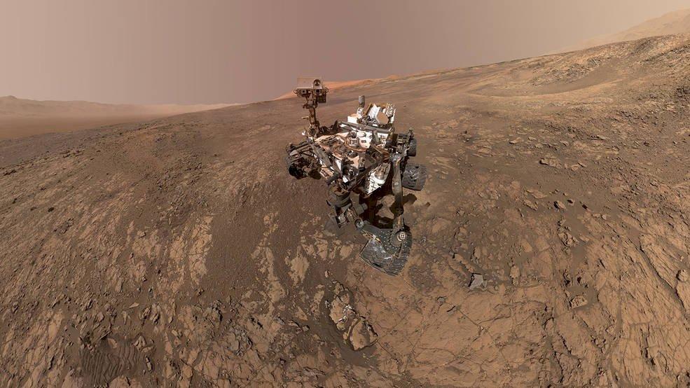 美學者看圖發現火星生命 被評為幻想性錯覺