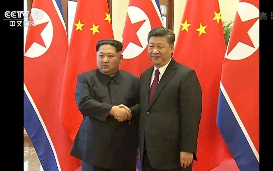 中朝互助條約60週年 金正恩、習近平宣示強化合作