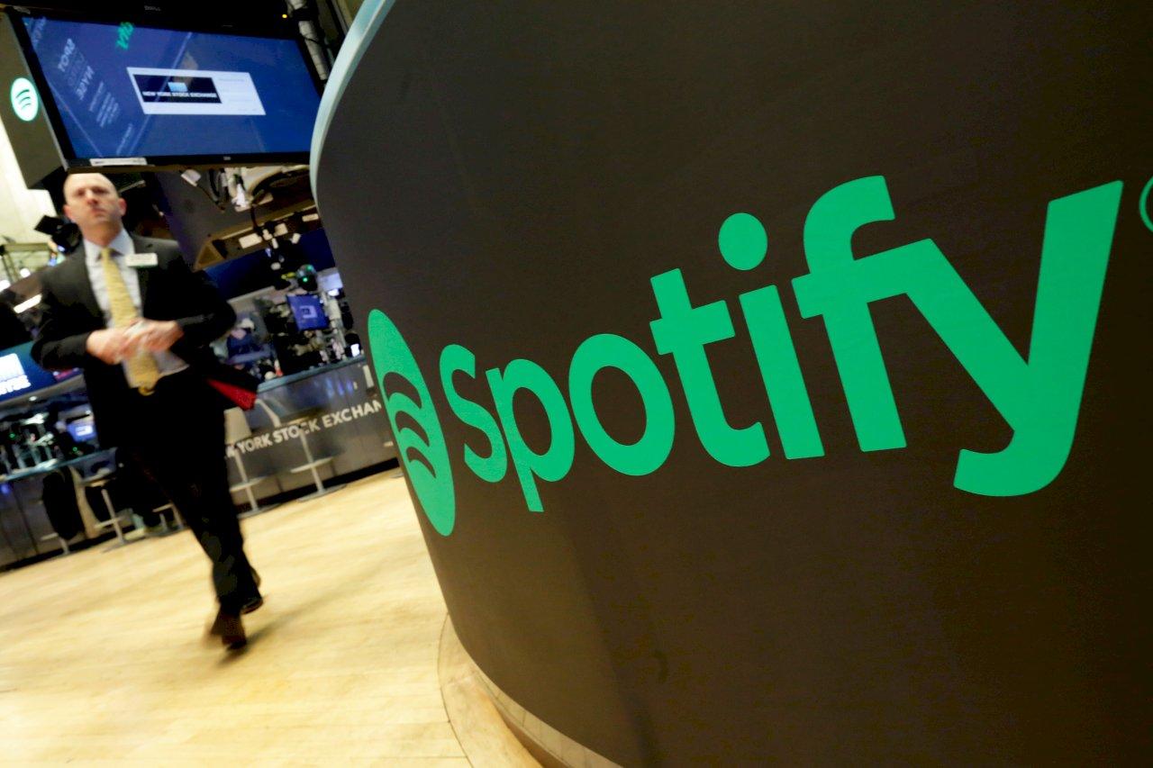 Spotify非典型掛牌 市值衝上265億美元