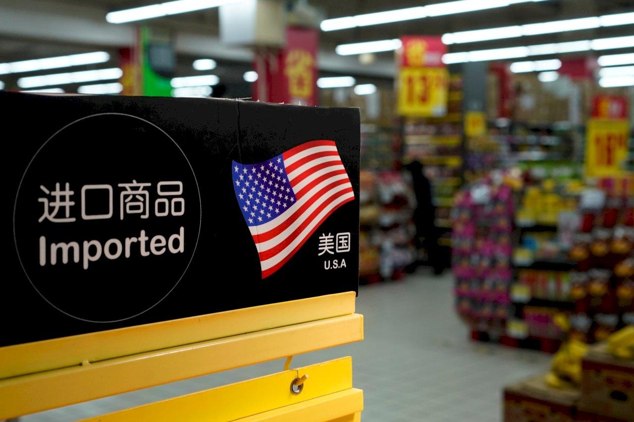 川普要求中國 取消美國農產品關稅