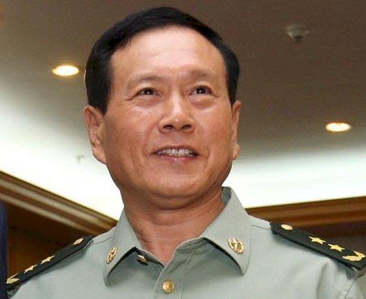 中國防長:中美兩軍應控制風險