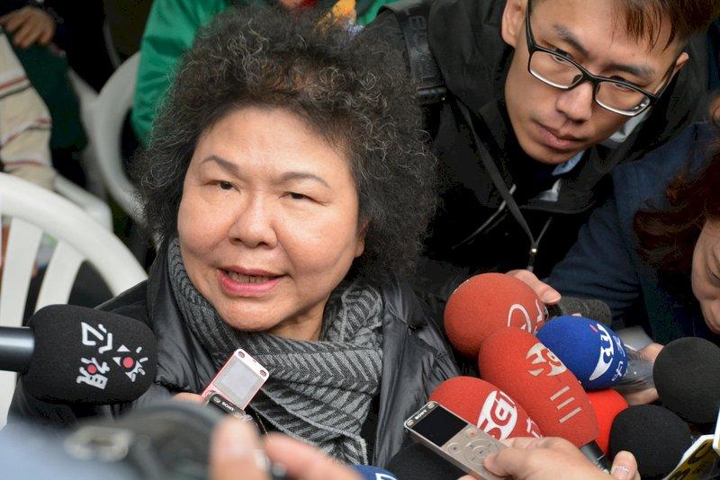 府方證實 總統11日宣布陳菊接府祕書長