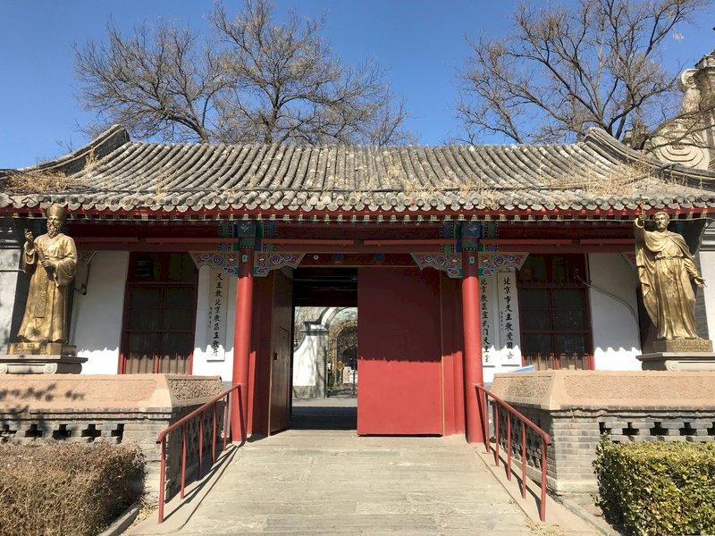 中國官方教會 遭要求拆十字架