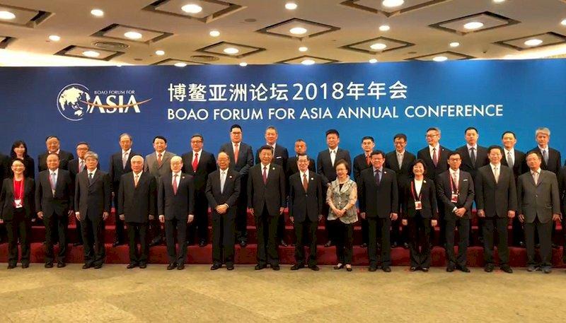 蕭習會 習近平感念台企對中國發展貢獻
