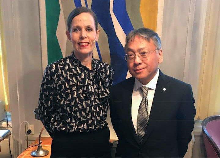瑞典學院性侵醜聞延燒 首長請辭