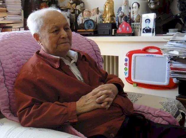 李銳101歲生日 接受外媒採訪談習近平