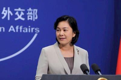 醫療物資頻出問題 華春瑩推中國疫情之初也收過外國瑕疵品