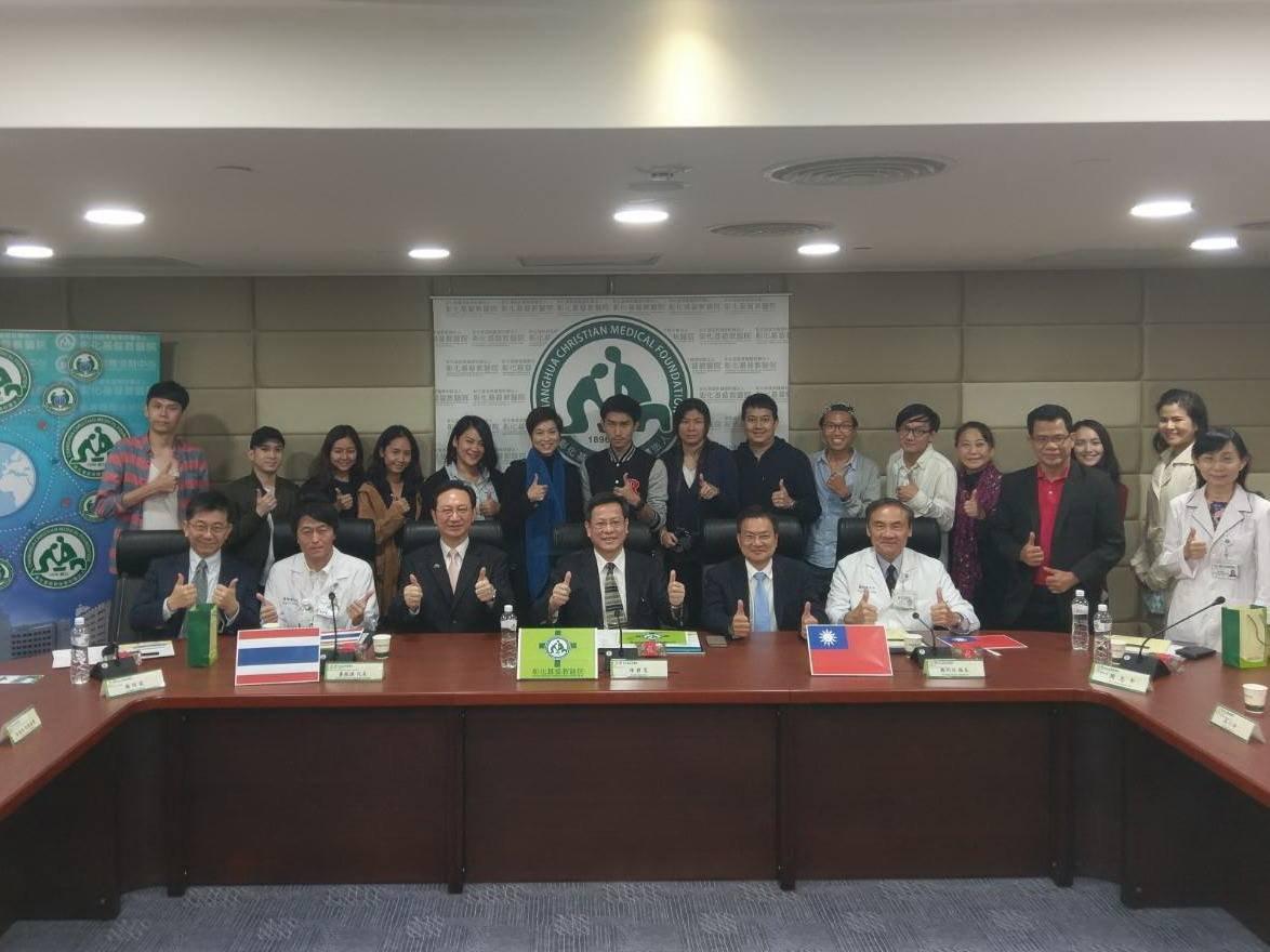 台灣醫療獲國際肯定 泰民眾來台就醫4年成長近5倍