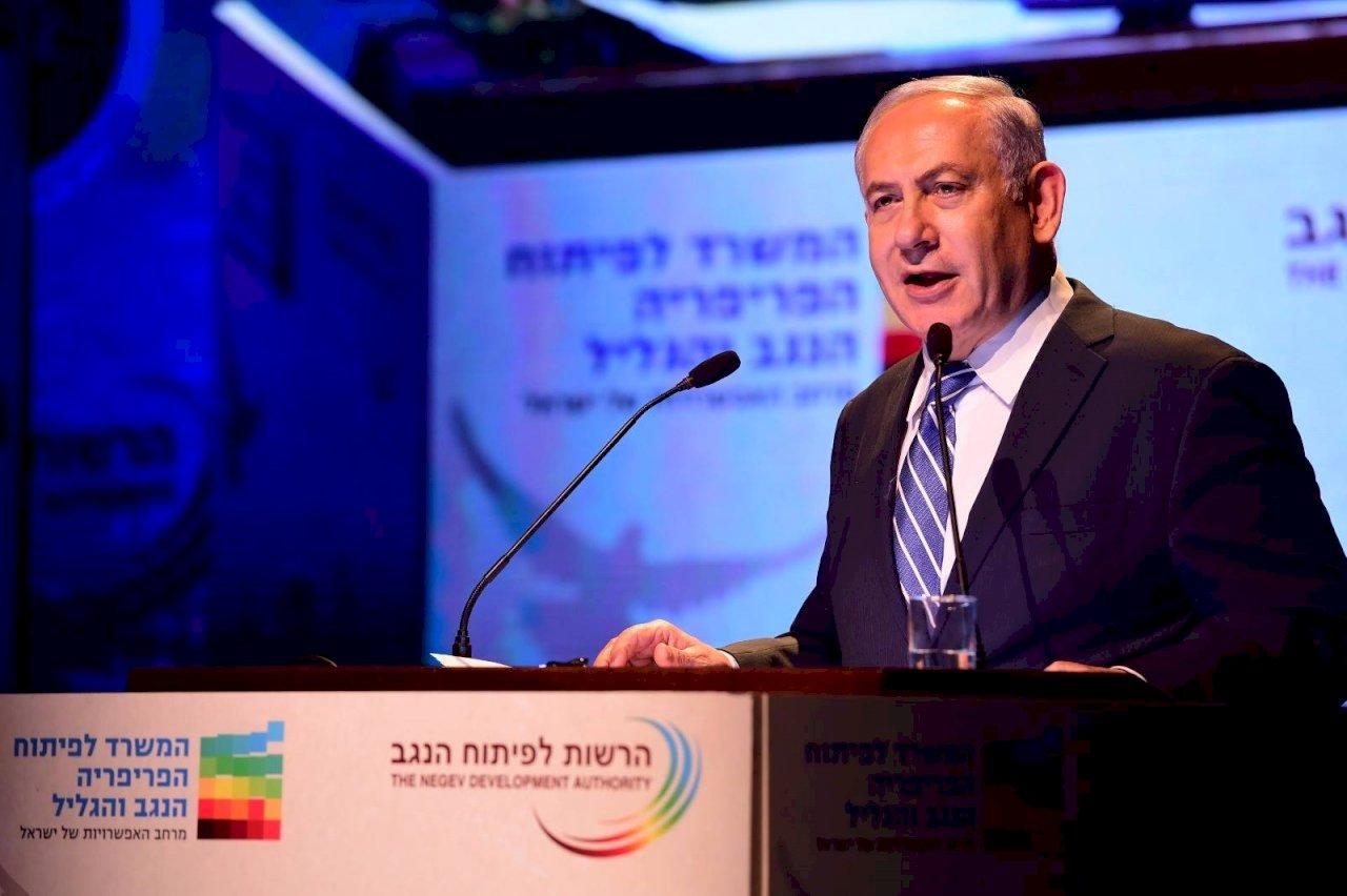 以色列總理涉嫌貪汙 再度受警方偵訊
