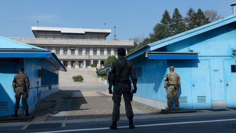 北韓鎖國脫北者驟減 兩韓邊界疑似投誠者被捕