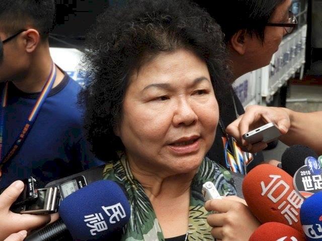 民進黨團拍板挺政院版 陳菊:鬆了一口氣