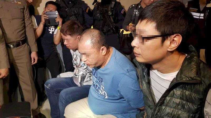 台泰合作打擊跨國詐騙案 3台嫌曼谷落網