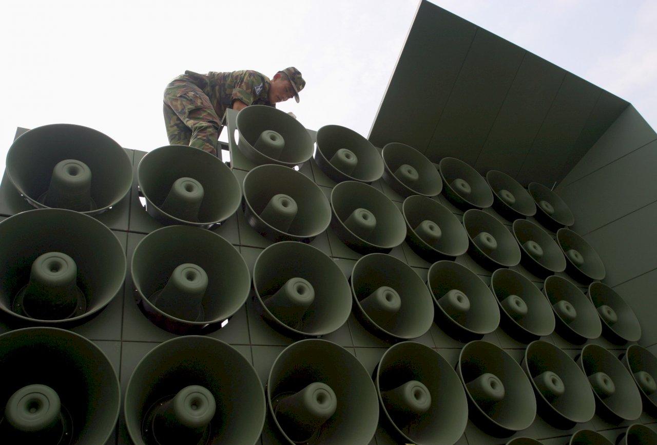 北韓架擴音器擬重啟心戰喊話 南韓將如法泡製反擊