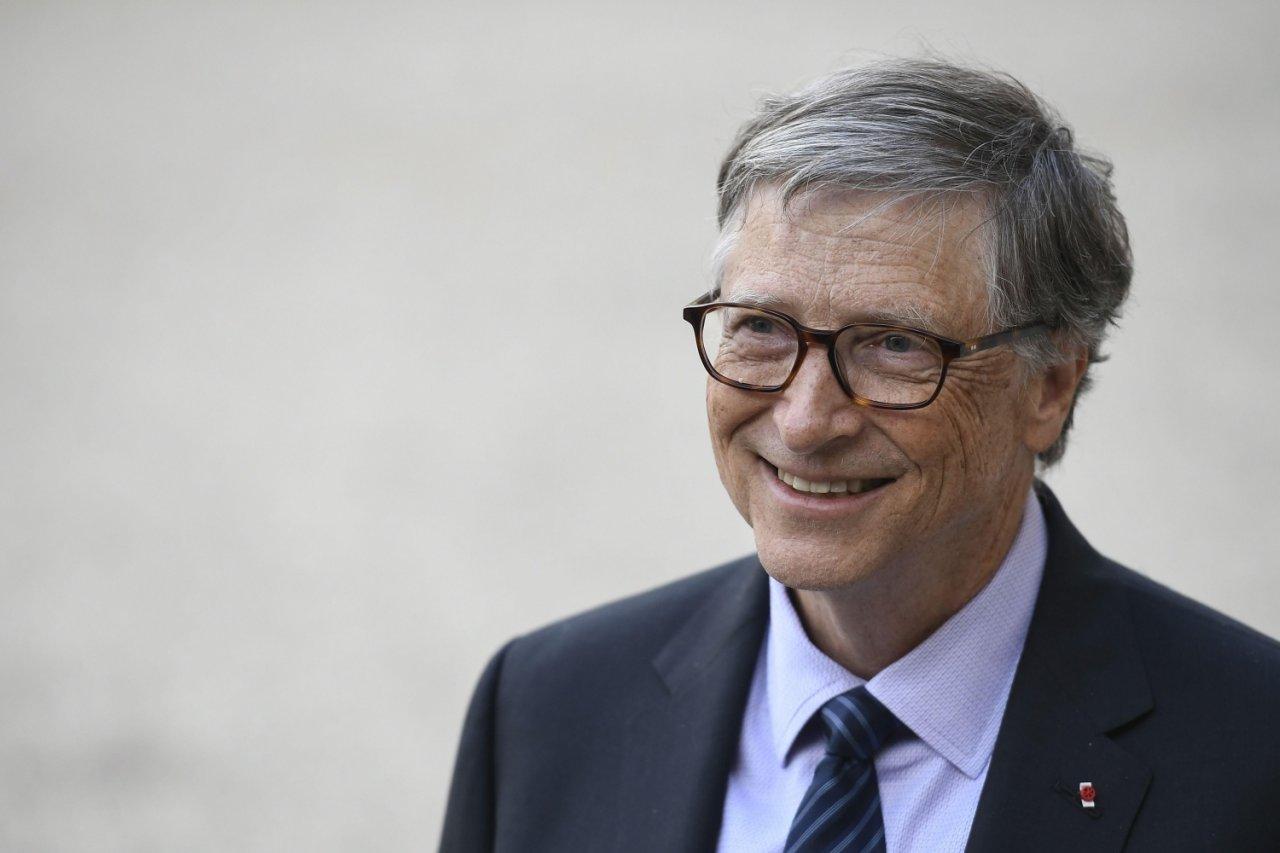 比爾蓋茲傳曾與員工婚外情 調查期間離開微軟董事會