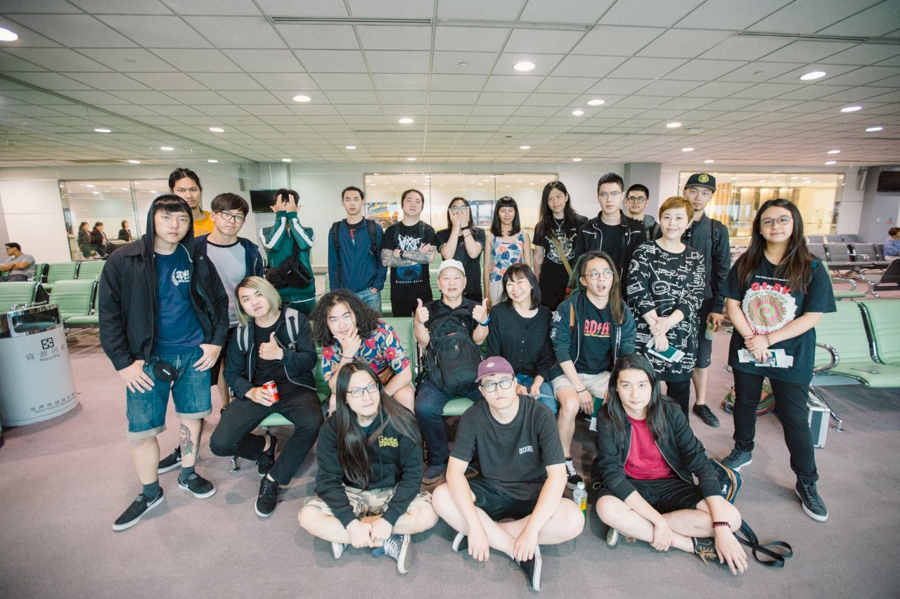 3組台式金屬樂團 首度前進菲音樂祭