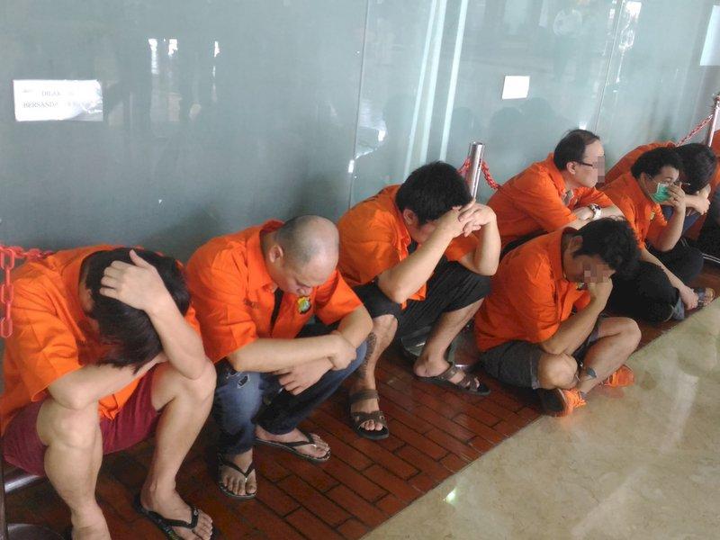 跨國詐騙集團中籍嫌犯人數日增 峇里成基地