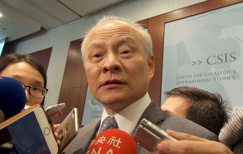 美國若制裁新疆書記 中國大使:北京將報復