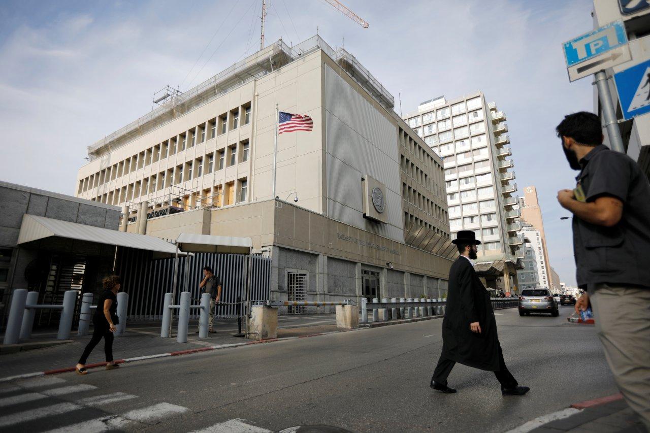 美使館遷耶城 沙國拒接受