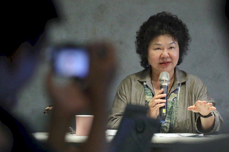 陳菊:改革成果顯現後 社會將對蔡總統改觀