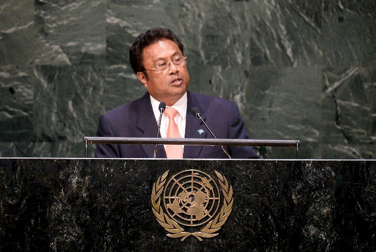 帛琉總統訪台 將參訪台中花博