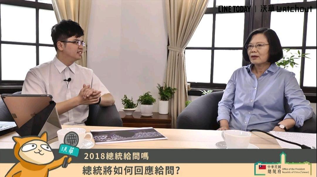 維持現狀 總統:是為了把握時間讓台灣強大