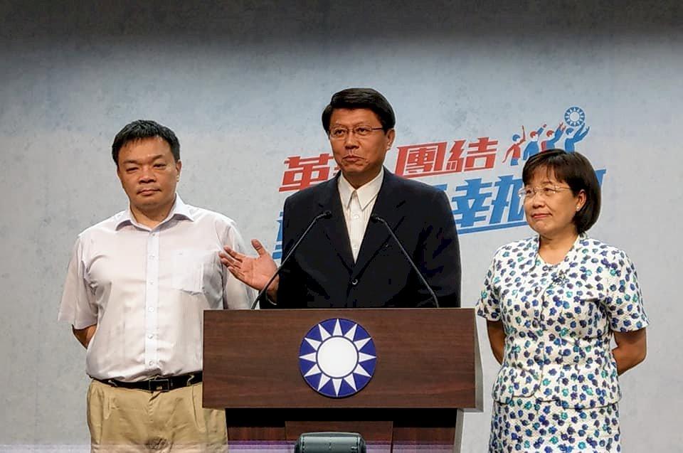 謝龍介:大選後競選國民黨主席