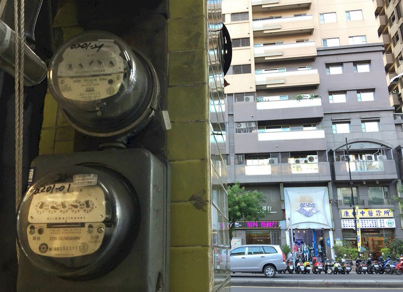 供電亮橘燈 經長:目前電力仍足