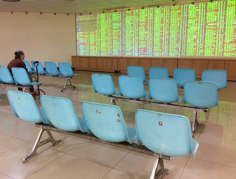 川普加關稅 台股跌199點收10897