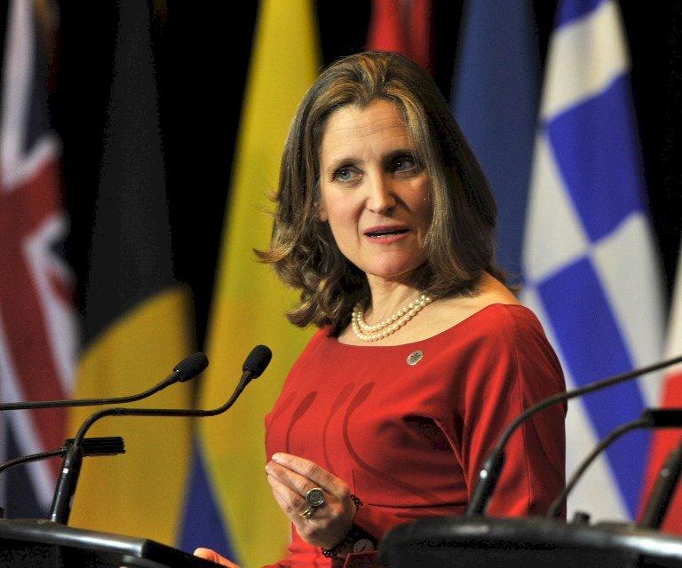 逮捕華為財務長 加拿大:別無選擇