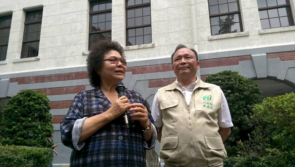 蔡總統欲拜訪 陳菊盼呂秀蓮安排時間