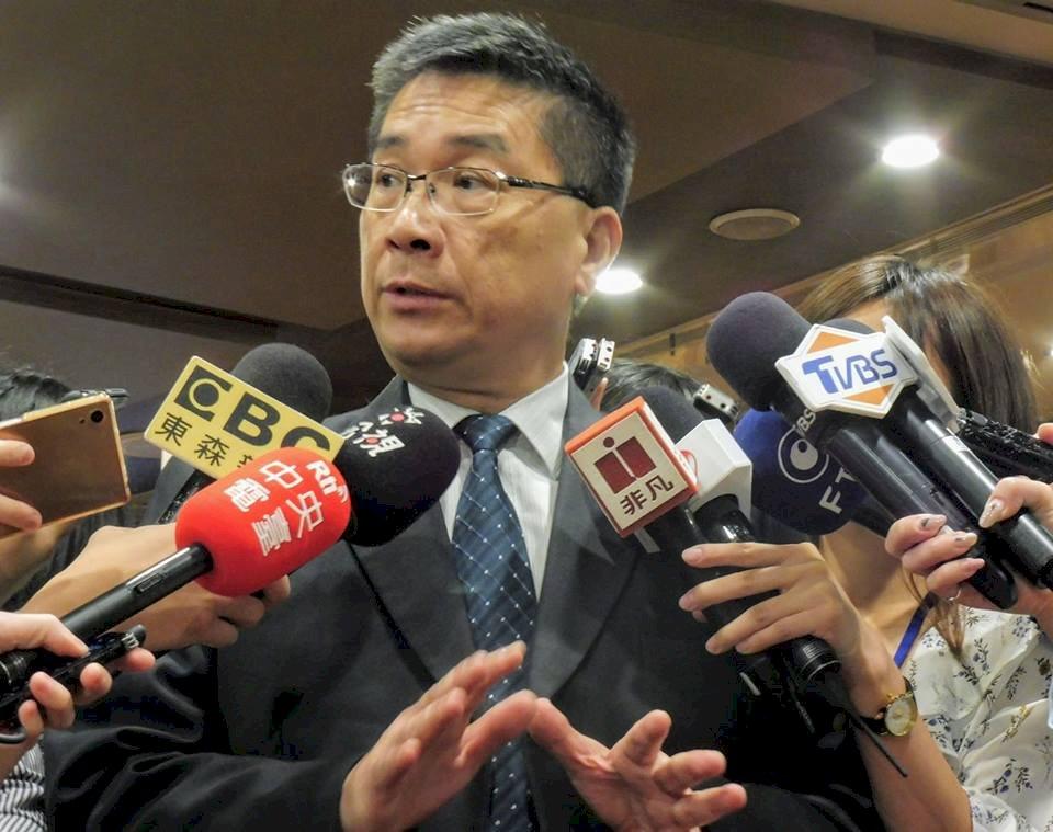 管碧玲不滿 徐國勇:不主管立委選區劃分