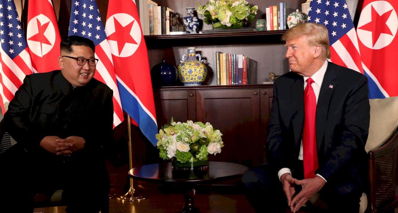 川金會一週年 核子談判僵局難解
